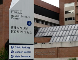 Shands Hospital at the University of Florida