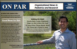 ONPAR Volume 5 Issue 1